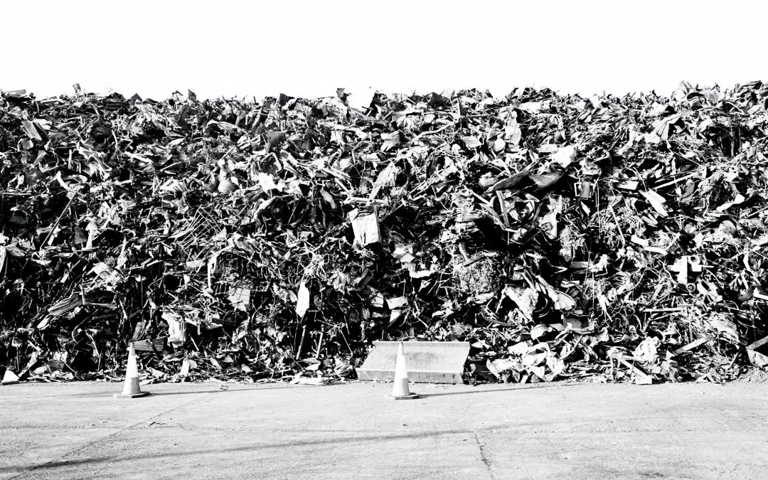 The growth of metal waste industry and what to expect by 2024.